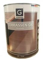 Terrassenöl 19,98€/L Außenholzöl Pflegeöl Holzöl Bangkirai Lärche Walnuss Ipe Teak