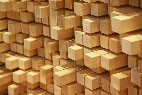 Kantholz Balken Latte 2m ab 1,38€/m Kreuzrahmen Bauholz Konstruktionsholz Holz
