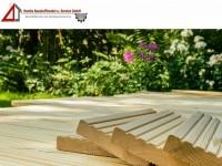5€/lfm Terrassendiele sibirische Lärche Massivholz Gartenholz